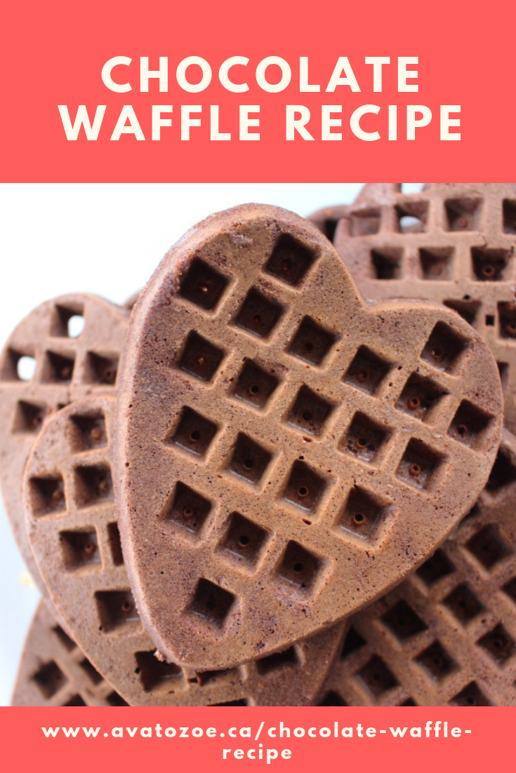 A Chocolate Waffle A Day Keeps The Hangry Children Away Recipe 7