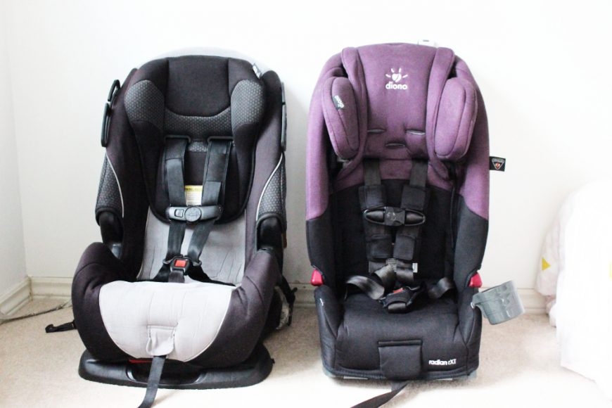 Car Seat Upgrade