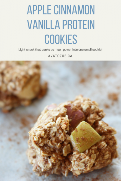 The Most Powerful Apple Cinnamon Cookie Recipe 7