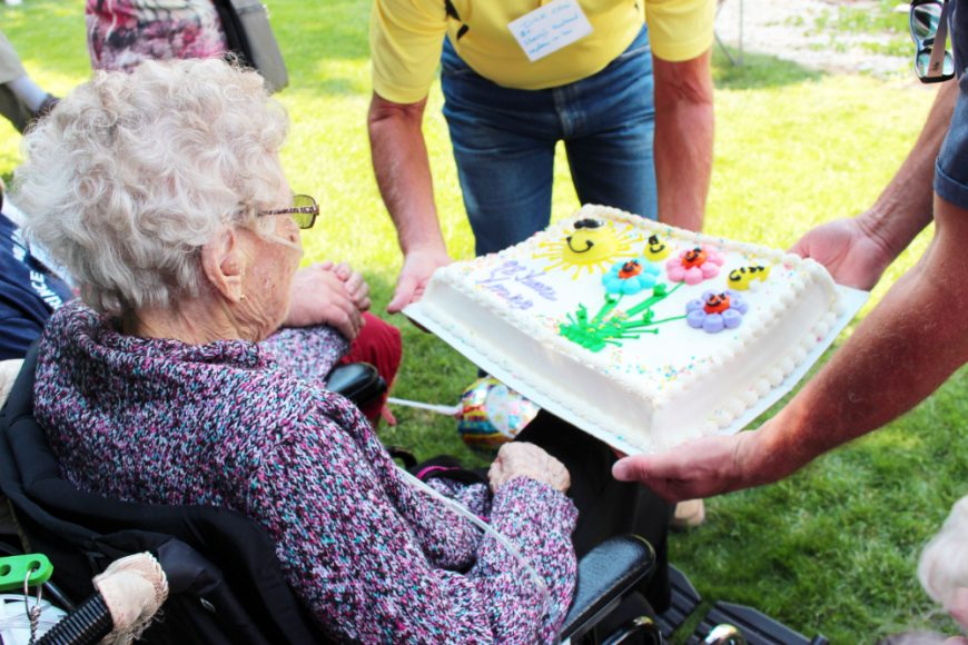 Celebrating 99 Years Young with Aeroplan's New Promise 1