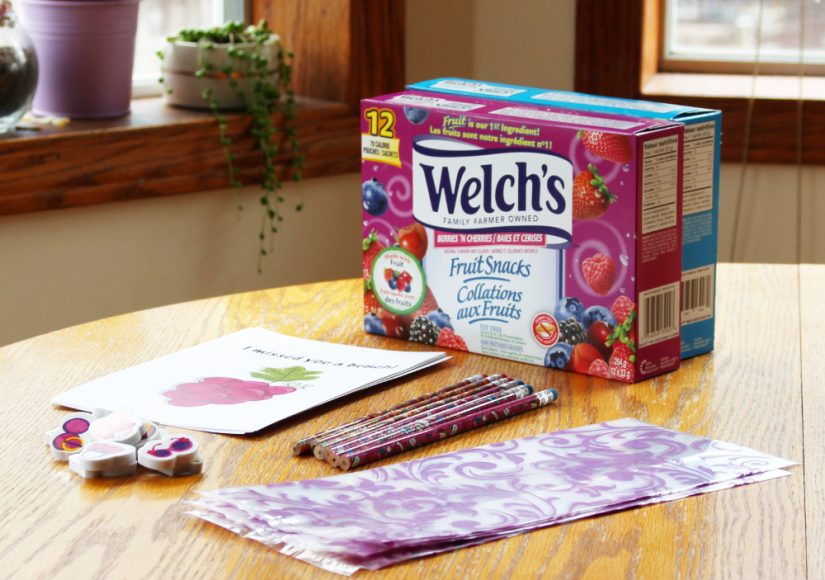 Welch's Fruit Snacks A BTS Essentials Pack *Printable & Video* 2