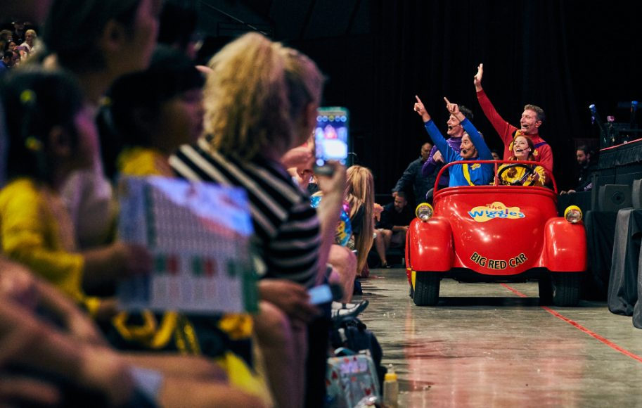 The Wiggles Tour Is Coming To The Orpheum Theatre In Vancouver 2