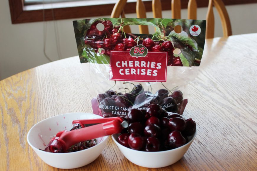 BC Tree Fruit Cherries