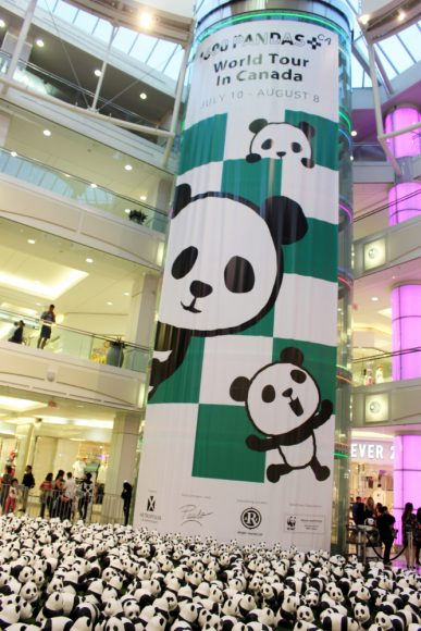 Metropolis At Metrotown Struck With A Pandaemic of Adorable Proportions 8
