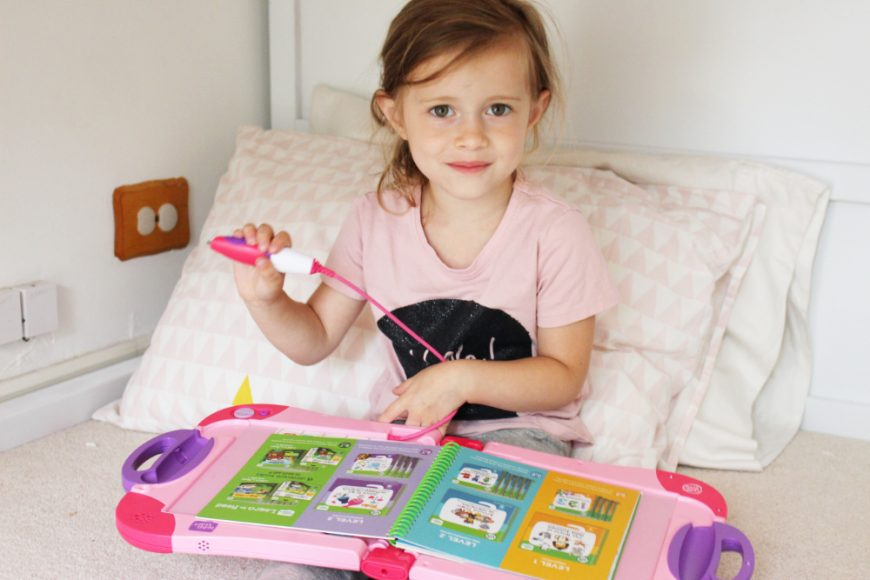 Making Learning Exciting With The New LeapStart from Leapfrog 3