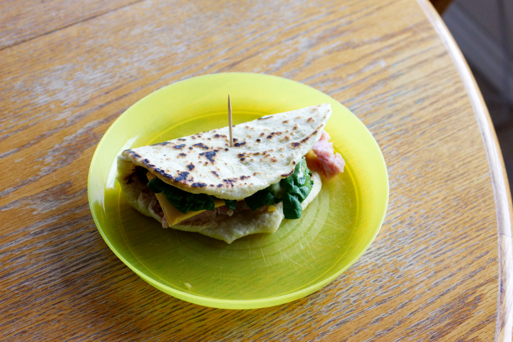Goodbye Boring Sandwich! Hello Soft & Delicious Flatbread Recipe 3