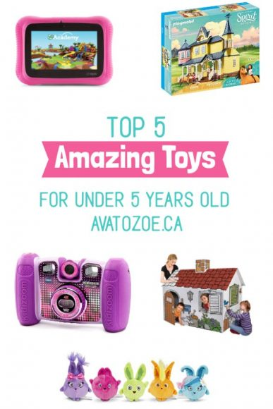 Top 5 Amazing Toys for the Under 5 Crowd 9