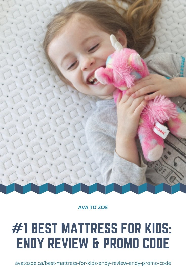#1 Best Mattress For Kids: Endy Review & Promo Code 6
