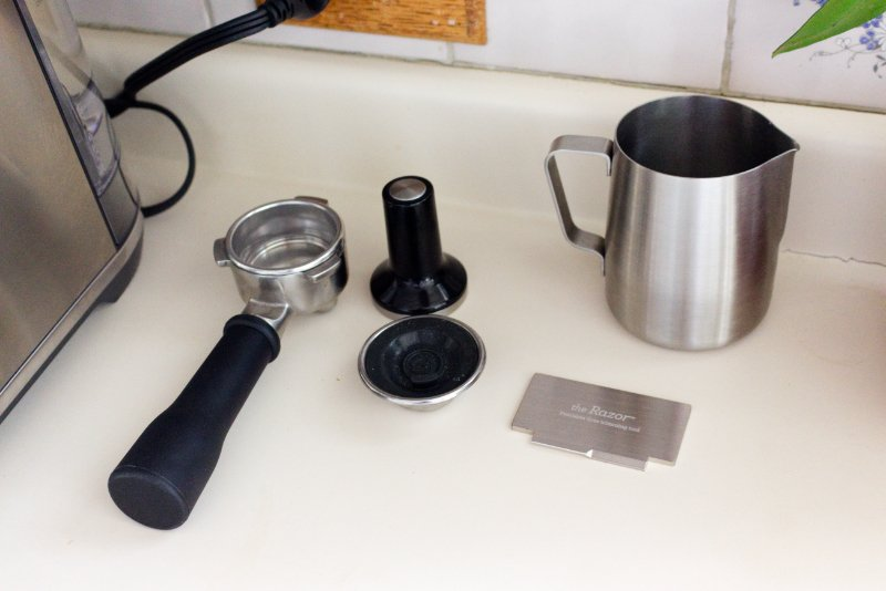 Breville's Bambino Plus: A Quality Espresso At Home & Giveaway 7