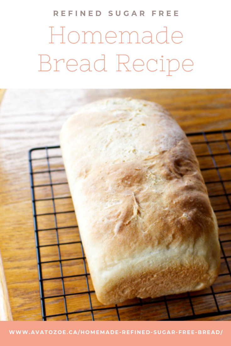 Homemade Refined Sugar Free Bread: Delicious & Easy 8