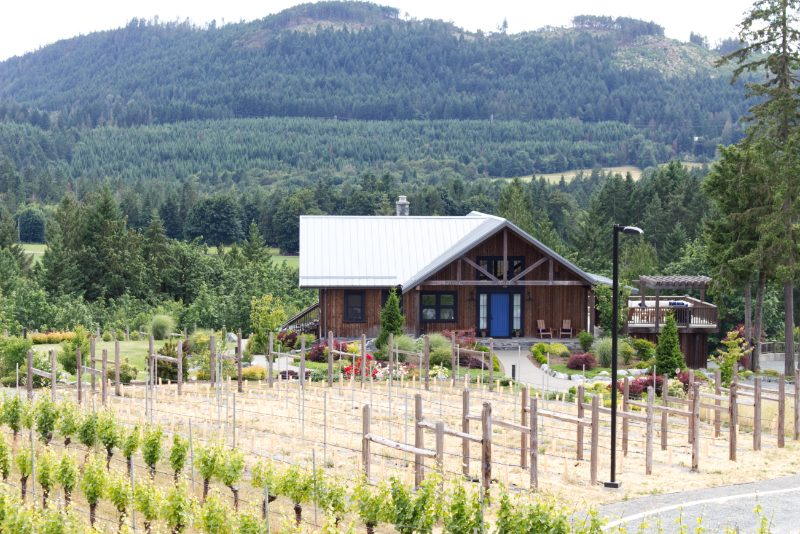 Blue Grouse Estate